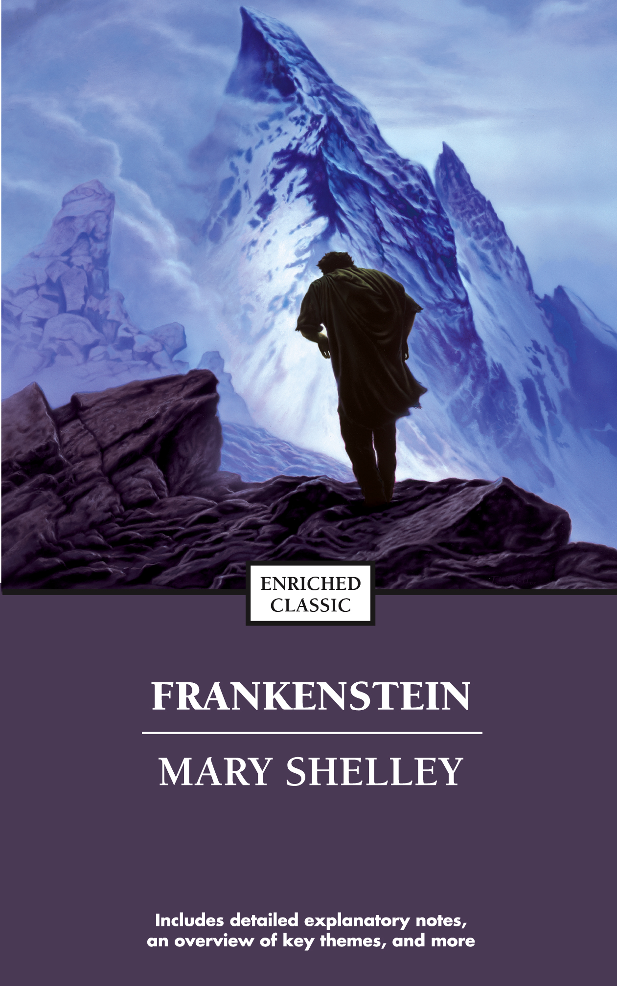 the dark side of science in frankenstein a novel by mary shelley The penguin english library edition of frankenstein by mary shelley 'never did i  lays bare the dark side of science,  the modern science fiction novel.