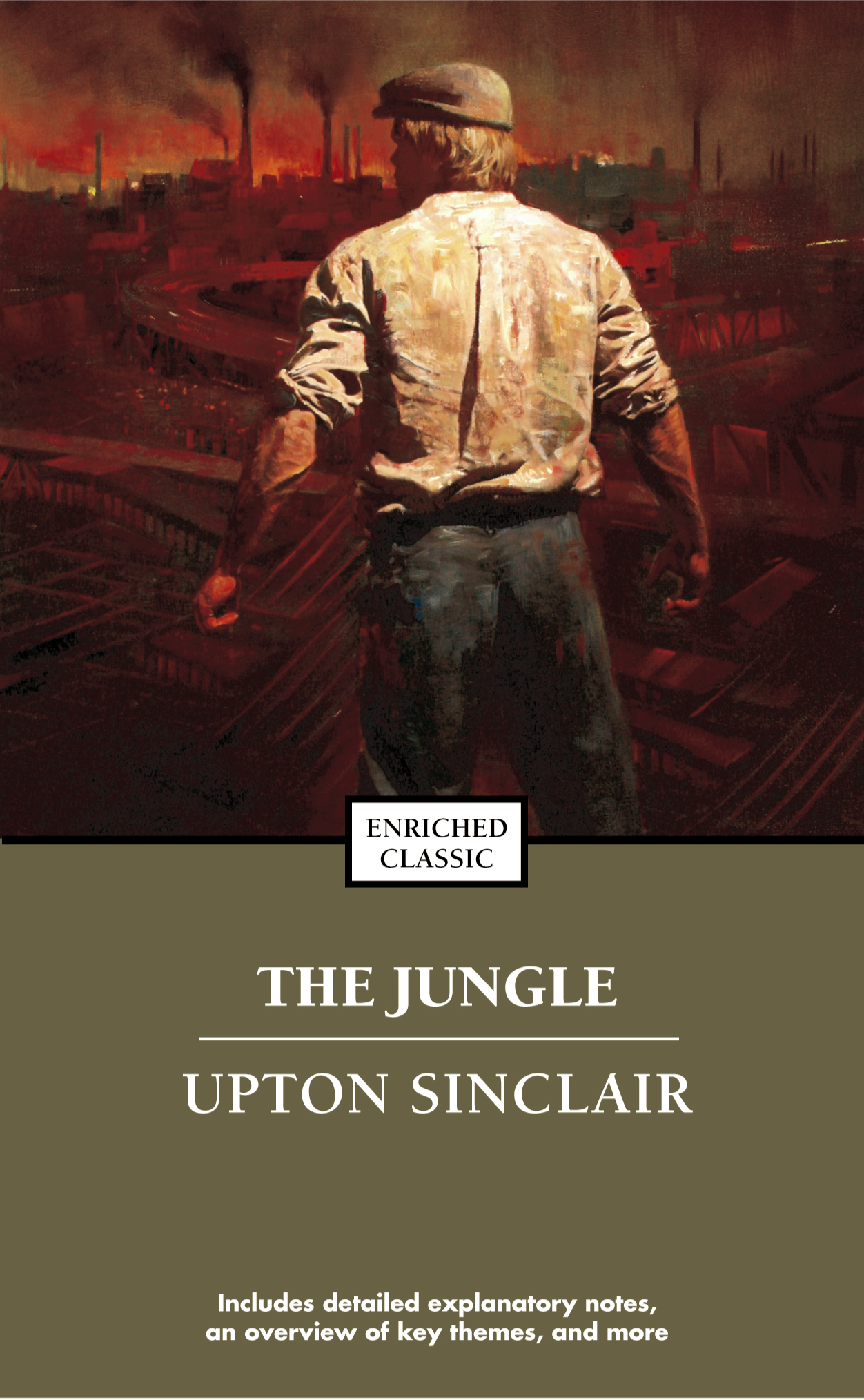 critical analysis of upton sinclairs the jungle Robert w mcchesney is a coeditor of monthly review ben scott is a graduate student at the university of illinois at urbana-champaign this essay is adapted from the foreword to a new edition of upton sinclair's the brass check to be published this fall by the university of illinois press.