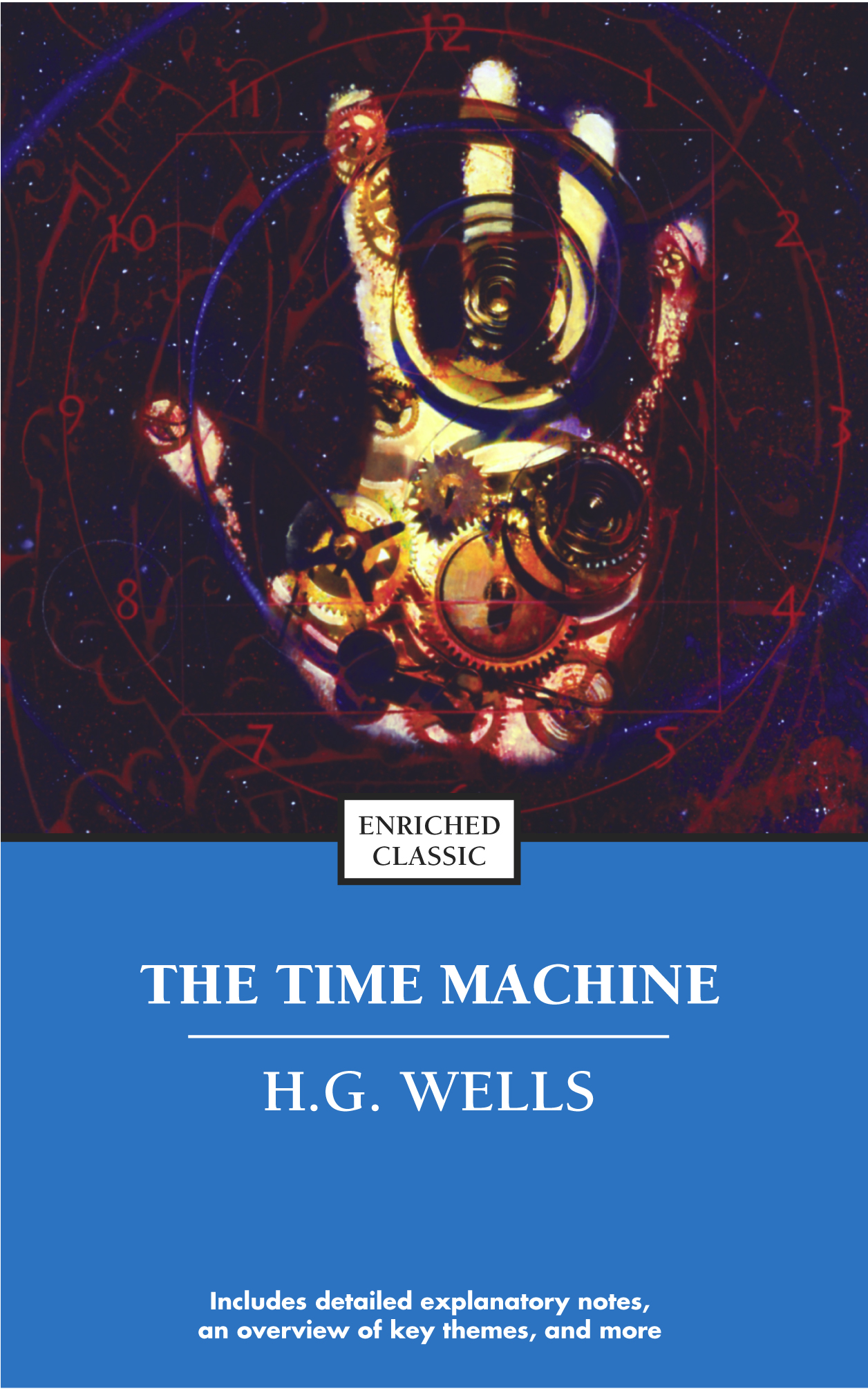 "an analysis of the novel the time machine by h g wells Counterintuitively, perhaps, time travel stories are often those tales that are  the  most pressing issues and themes that concern people in the present"" one of the  earliest time-travel novels, hg wells's ""the time machine"",."