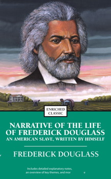 an analysis of the mind of a slave in an american slave by frederick douglass Andrew morley mr orvik 1st block, day 1 analysis of narrative of the life of frederick douglass, an american slave in this passage from frederick douglass, the use of syntax, figurative language,.