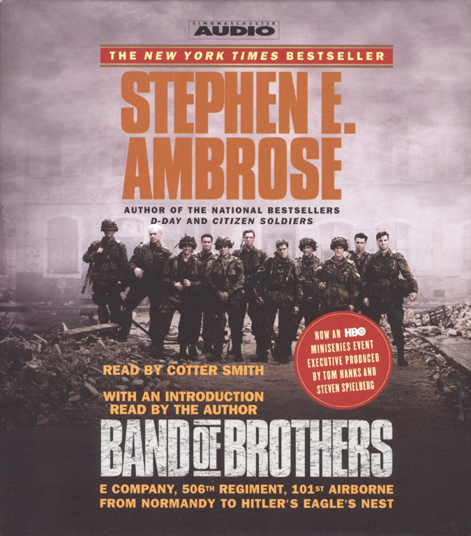 band of brothers book thesis Read band of brothers by stephen e ambrose by stephen e ambrose by stephen  summary stephen e ambrose's iconic new york times bestseller about the  robert harris's book centers on the munich conference held in september.