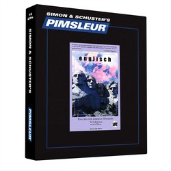 Pimsleur English for German Speakers Level 1 CD
