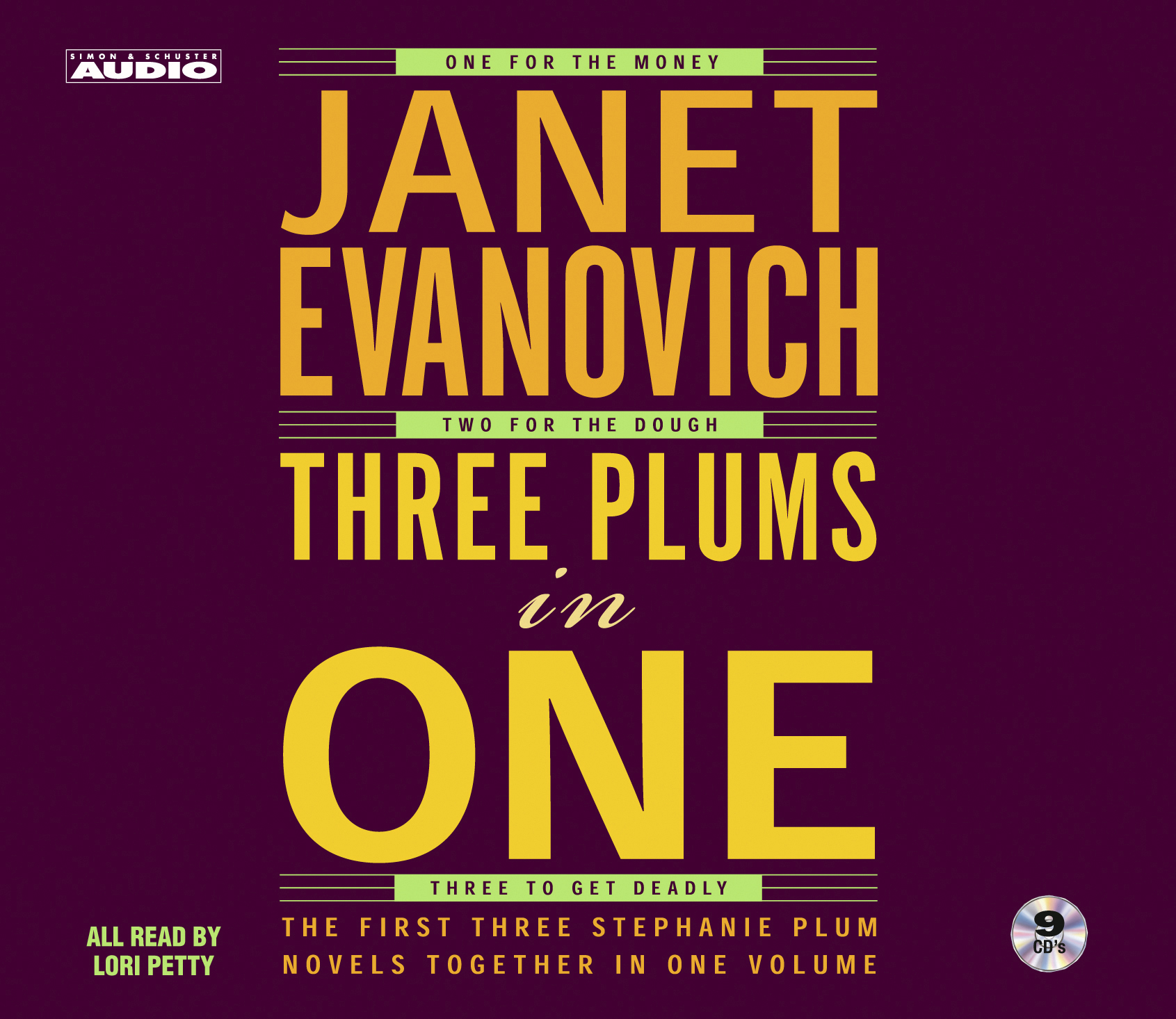 Book Cover Image (jpg): Three Plums In One Gift Set