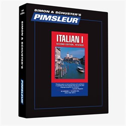 Pimsleur Italian Level 1 CD