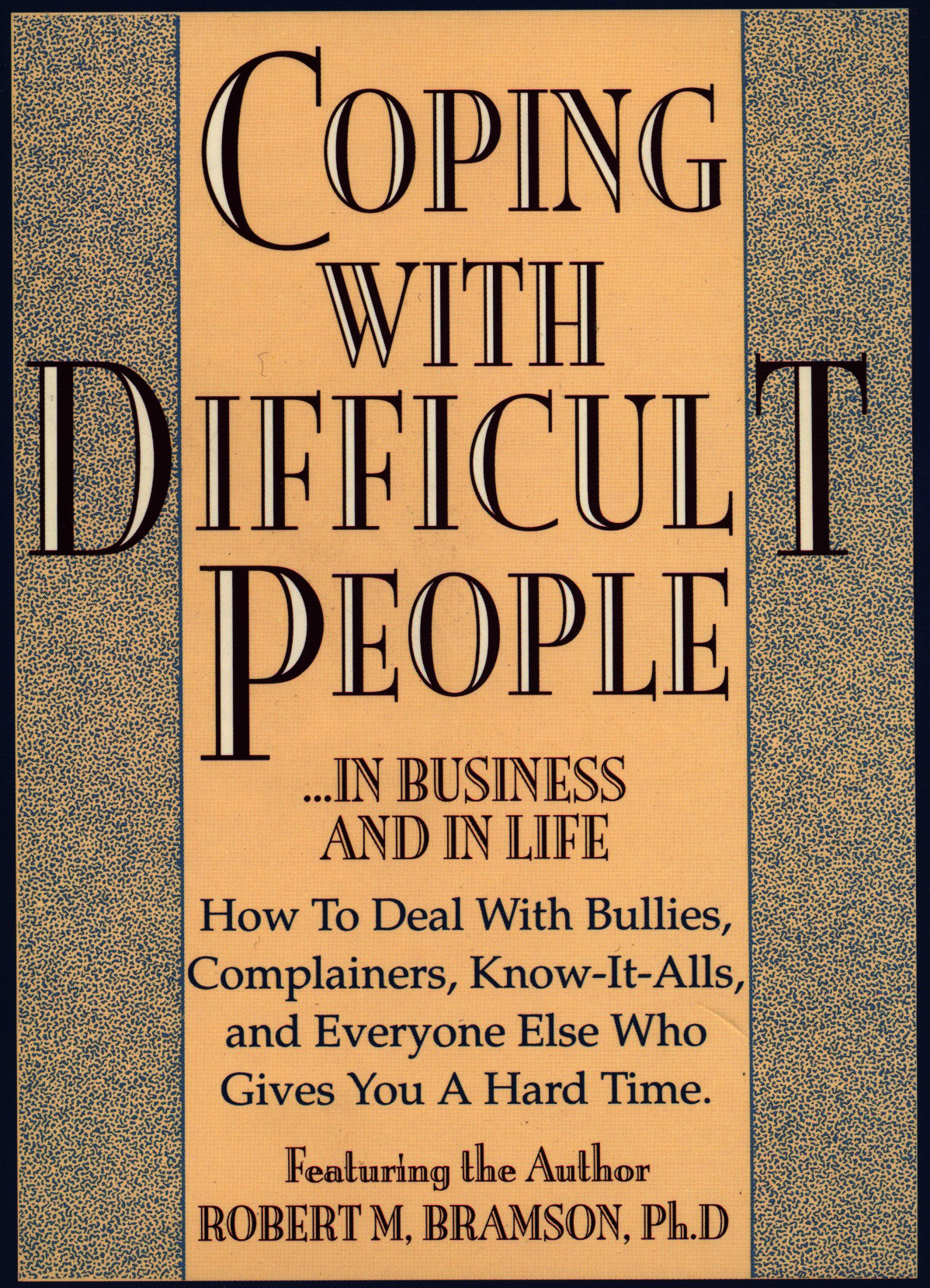 coping with difficult people A prayer foe dealing with difficult people dear lord, please guide my thoughts & actions, so that i bring healing energy & peace to this situtation while at the same time being authentic & true to myself.