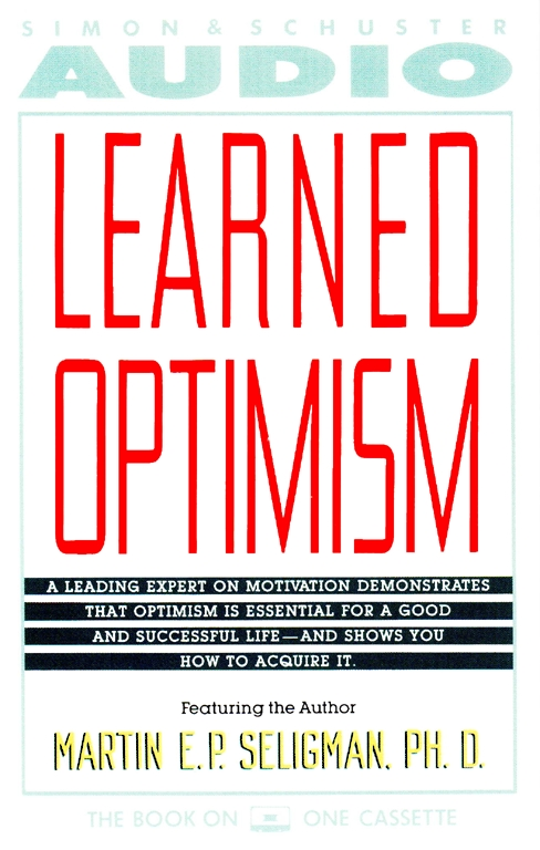 learned optimism how to change your mind and your life mobi