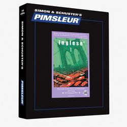 Pimsleur English for Italian Level 1 CD