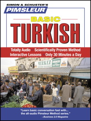 Turkish, Basic