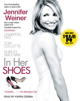 In Her Shoes Movie Tie-In