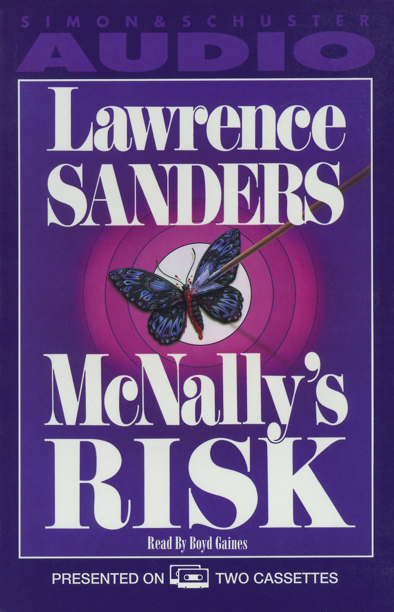 McNally's Caper by Lawrence Sanders - Archie McNally #4 (1994 Hardcover) Mystery