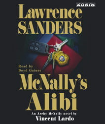 Lawrence Sanders: Mcnally's Alibi