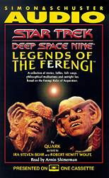 Star Trek: Deep Space Nine: Legends of the Ferengi