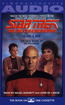 Star Trek Next Generation: Q In-Law