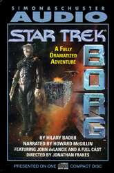 Star trek books star trek borg fandeluxe Document