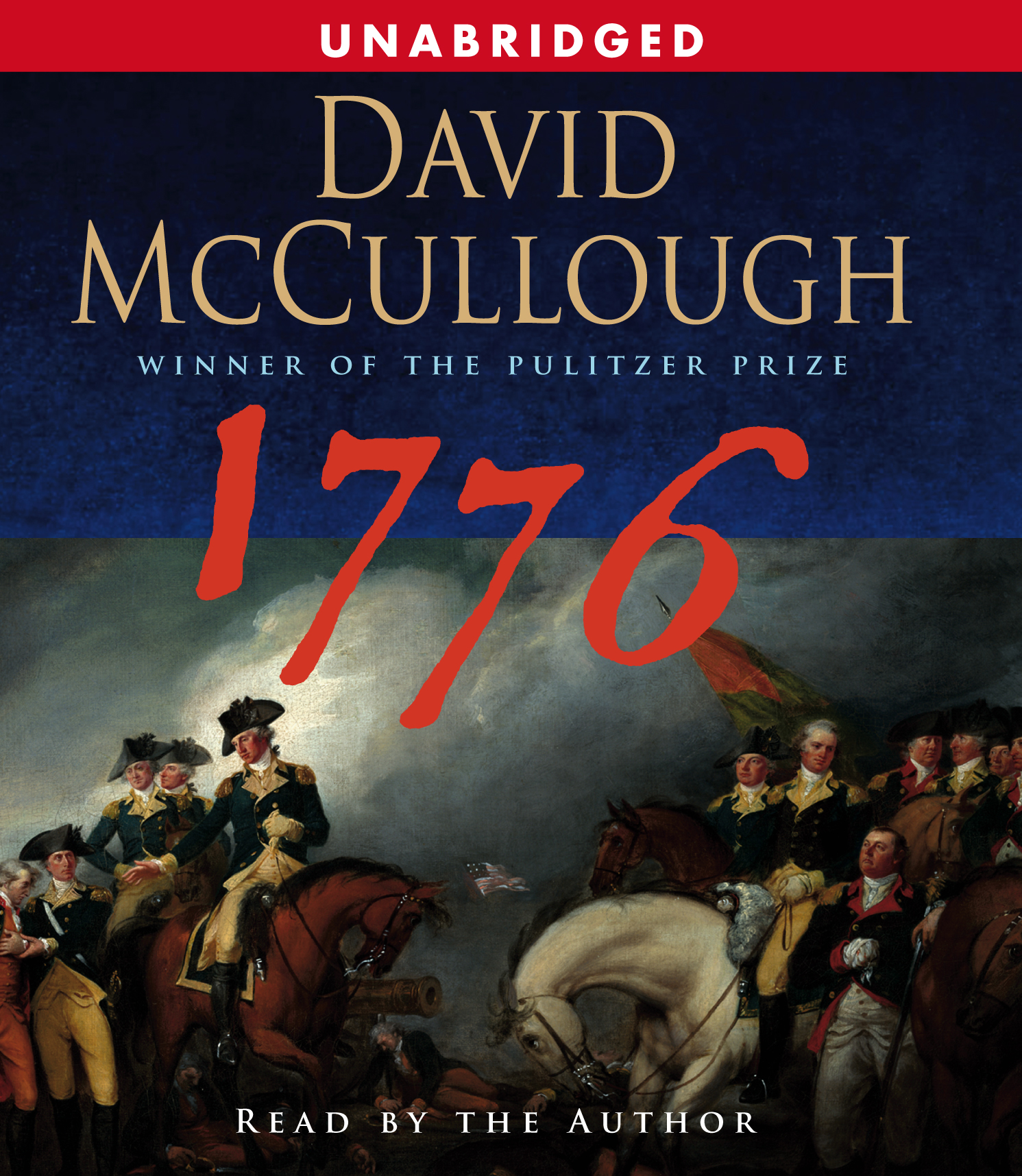 "1776 mccullough thesis ― david mccullough, 1776 1 likes like ""in philadelphia, the same day as the british landing on staten island, july 2, 1776, the continental congress, in a ."
