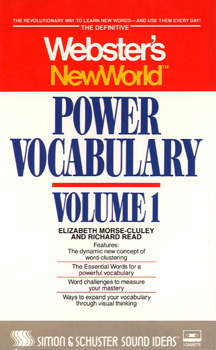 Wnw Power Vocabulary