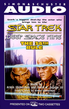 The Star Trek, Deep Space Nine: The 34th Rule