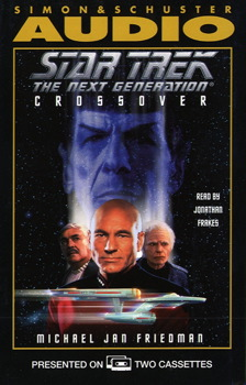 Star Trek Next Generation: Crossover