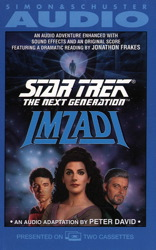 Star Trek Next Generation: Imzadi