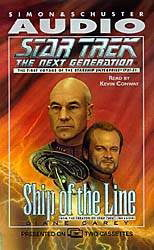 Star Trek Next Generation: Ship of Line