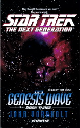The Star Trek: The Next Generation: The Genesis Wave Book 3