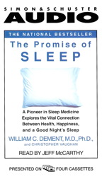 The Promise of Sleep