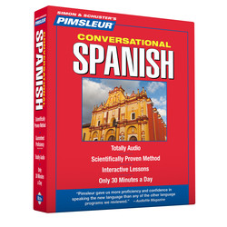 Pimsleur Spanish Conversational Course - Level 1 Lessons 1-16 CD