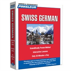 Swiss German, Compact