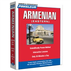 Pimsleur Eastern Armenian Level 1 CD