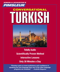 Turkish, Conversational