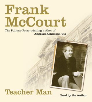 a review of frank mccourts book teacher man Frank mccourt pulitzer prize teacher man (2006), an account angela's ashes, has been on the new york times book review best sellers list for nonfiction for 52.