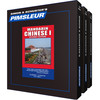 Pimsleur Chinese (Mandarin) Levels 1-3 CD