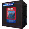 Pimsleur Italian Levels 1-3 CD