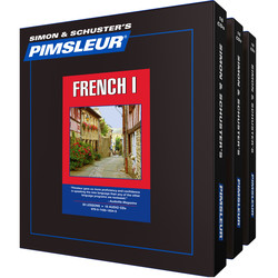 Pimsleur French Levels 1-3 CD