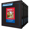 Pimsleur French Levels 1-5 CD