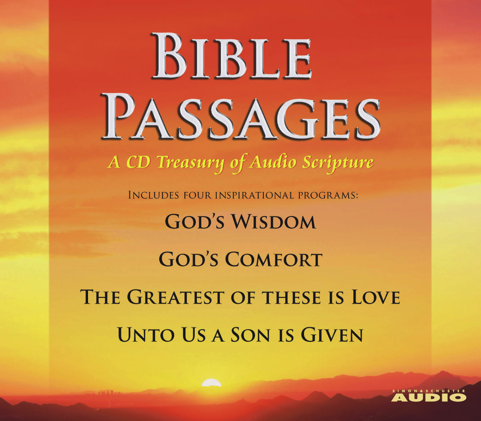Bible Passages Audiobook by Various, n/a | Official Publisher Page ...
