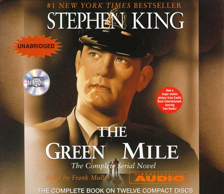 a review of the green mile by stephen king I've always been a big stephen king fan in fact, i would say i pretty much cut my literary teeth on his early work: the stand, carrie, cujo, the dark half, and especially collections of his.
