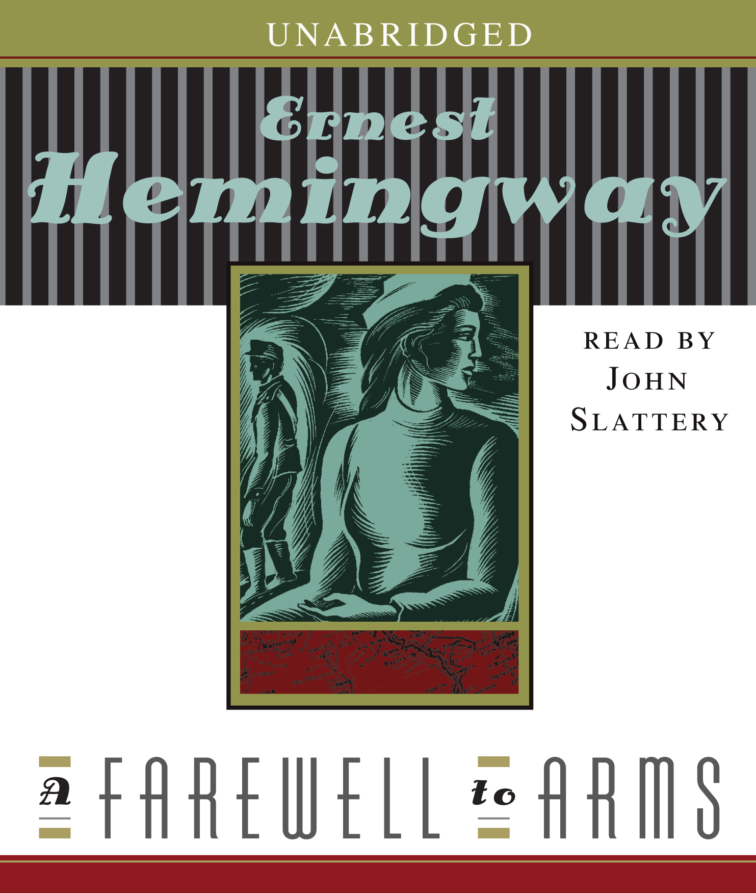 love and war in a farewell to arms by ernest hemingway Hemingway's classic novel of the first world war  a story of love and pain, of  loyalty and desertion, a farewell to arms, written when he was.
