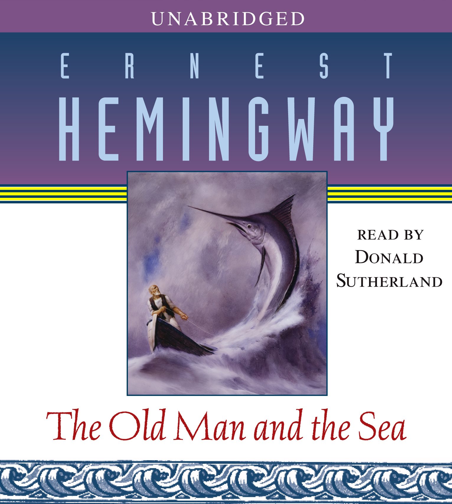 old man the sea Ernest hemingway's short novel the old man and the sea was probably unfilmable to begin with, but this didn't stop john sturges from trying to cinematize hemingway's.