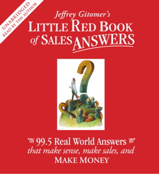Little Red Book of Sales Answers
