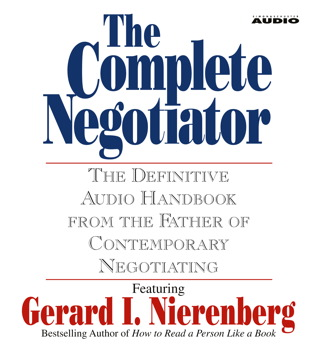 Complete Negotiator