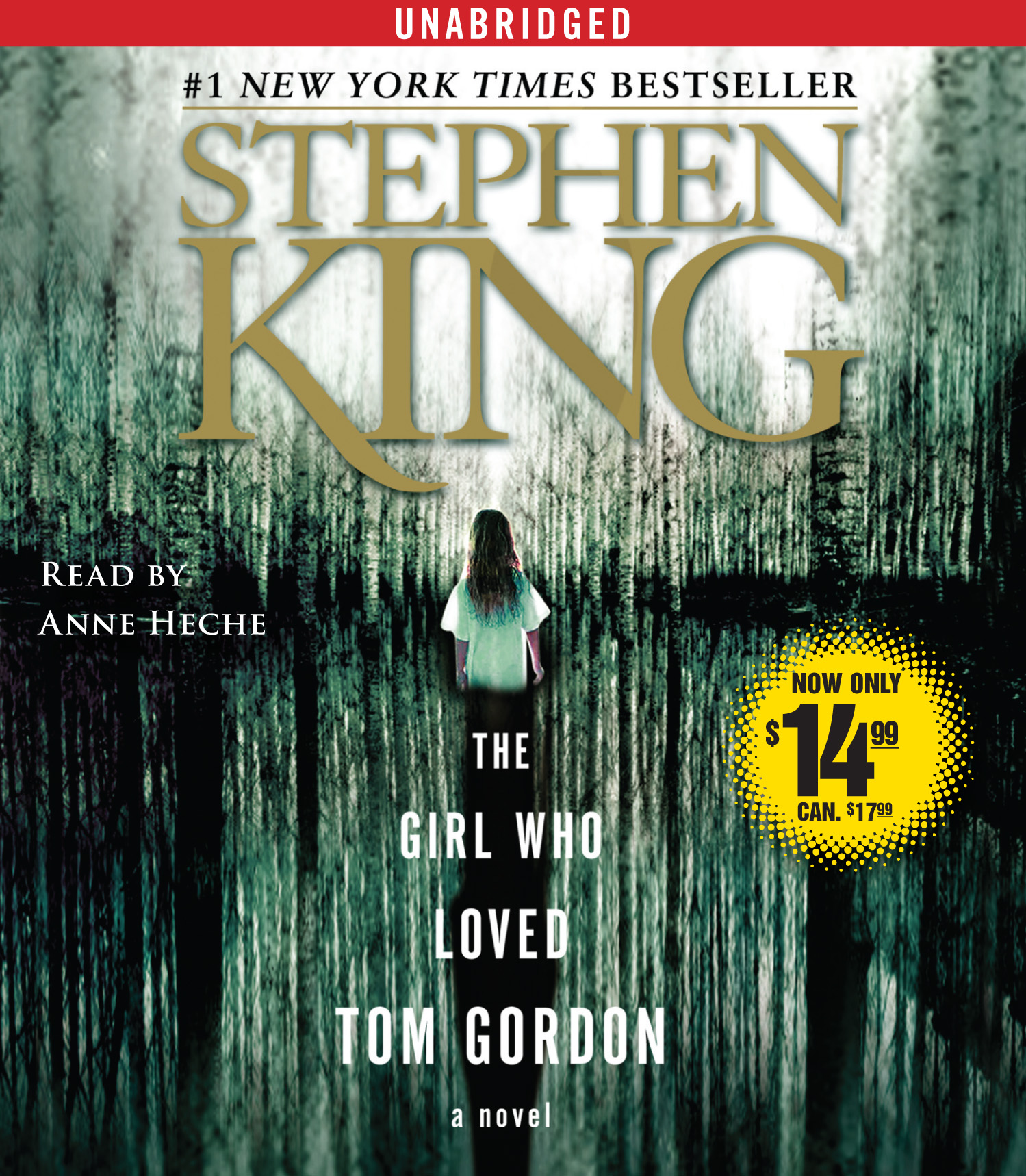 a novel review of the girl who loved tom gordon by stephen king Tessathebooklover: 'i never thought that a book could scare me this much.