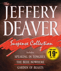 The Jeffery Deaver Suspense Collection
