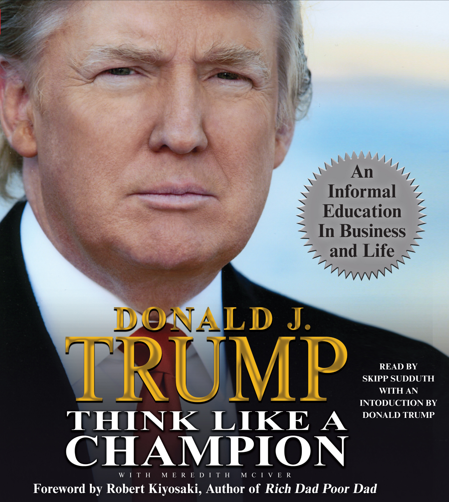 think like a champion audiobook by donald j trump