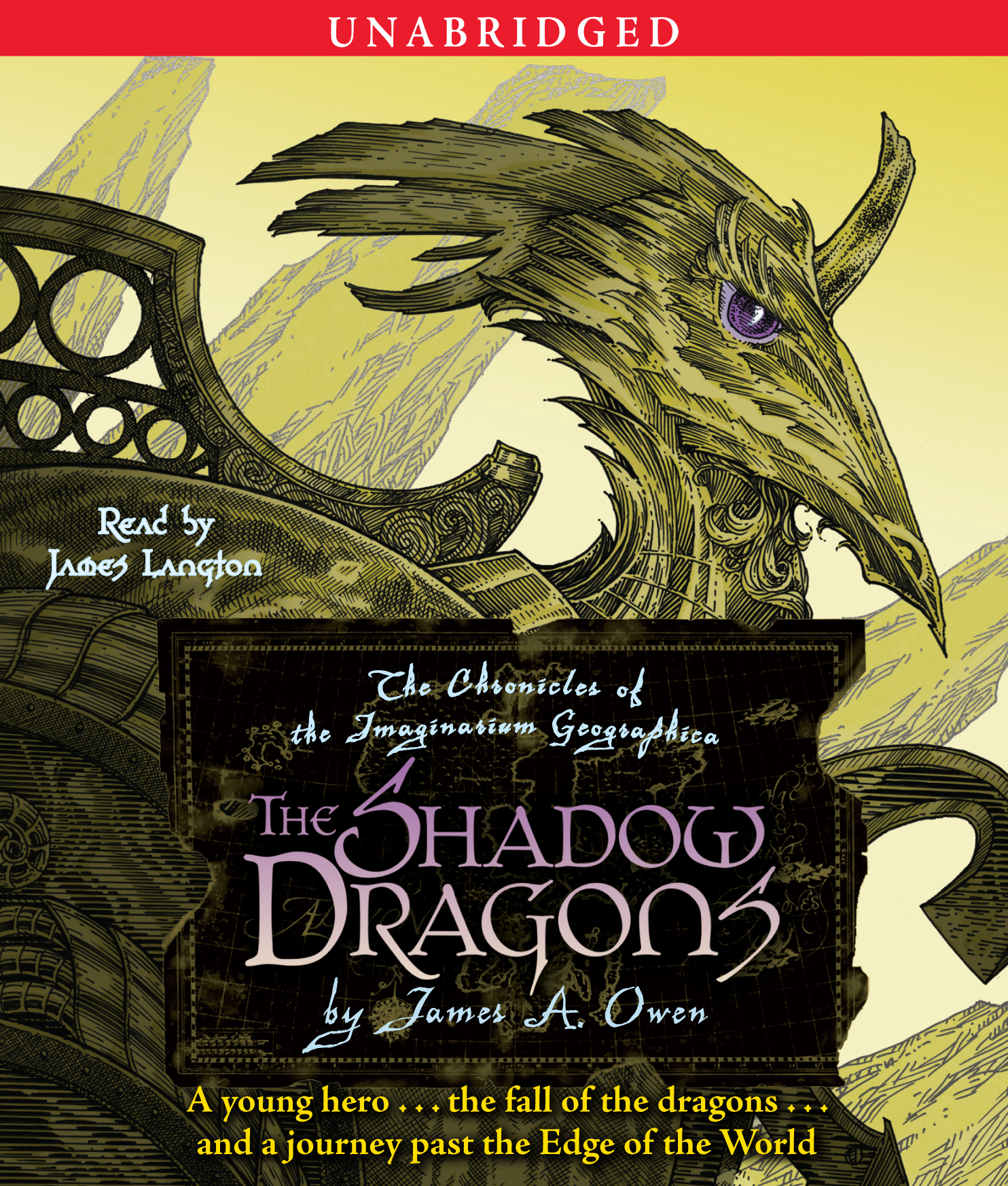 here there be dragons by james a owen Dawn of the dragons: here, there be dragons the search for the red dragon by james a owen rating and stats.