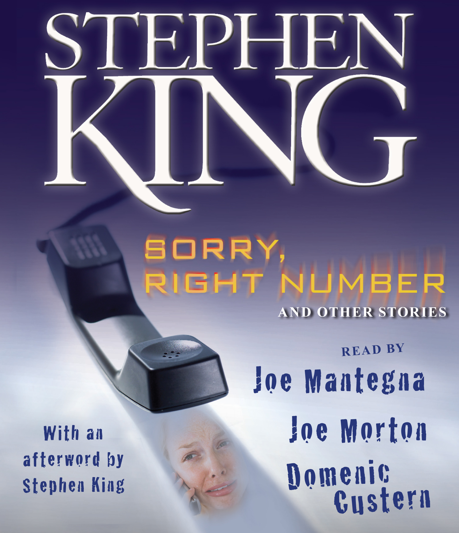 stephen king on writing audiobook Stephen king on why he loves a good audiobook some critics the always tiresome harold bloom among them claim that listening to audiobooks isn't reading.