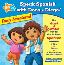Speak Spanish with Dora & Diego: Family Adventures!