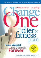 ChangeOne: The Diet & Fitness Plan