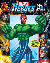 Marvel Heroes Mix & Match