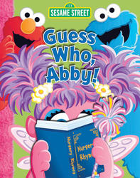 Sesame Street Guess Who, Abby!